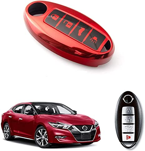 """Blk 4Button 3/"""" Security Vehicle For 2005 Nissan Altima Model Car Keyless Remote"""