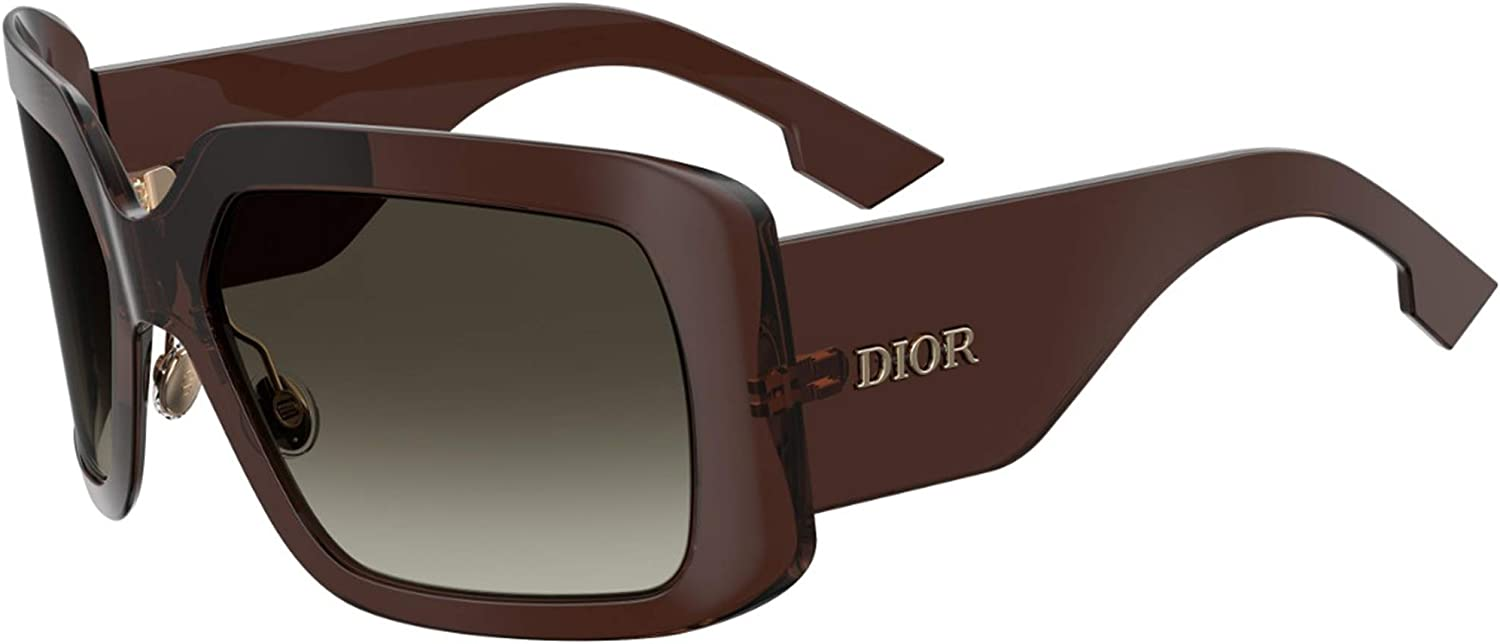 Dior DIOR SO LIGHT 2 BROWN/BROWN SHADED 61/20/130 women Sunglasses