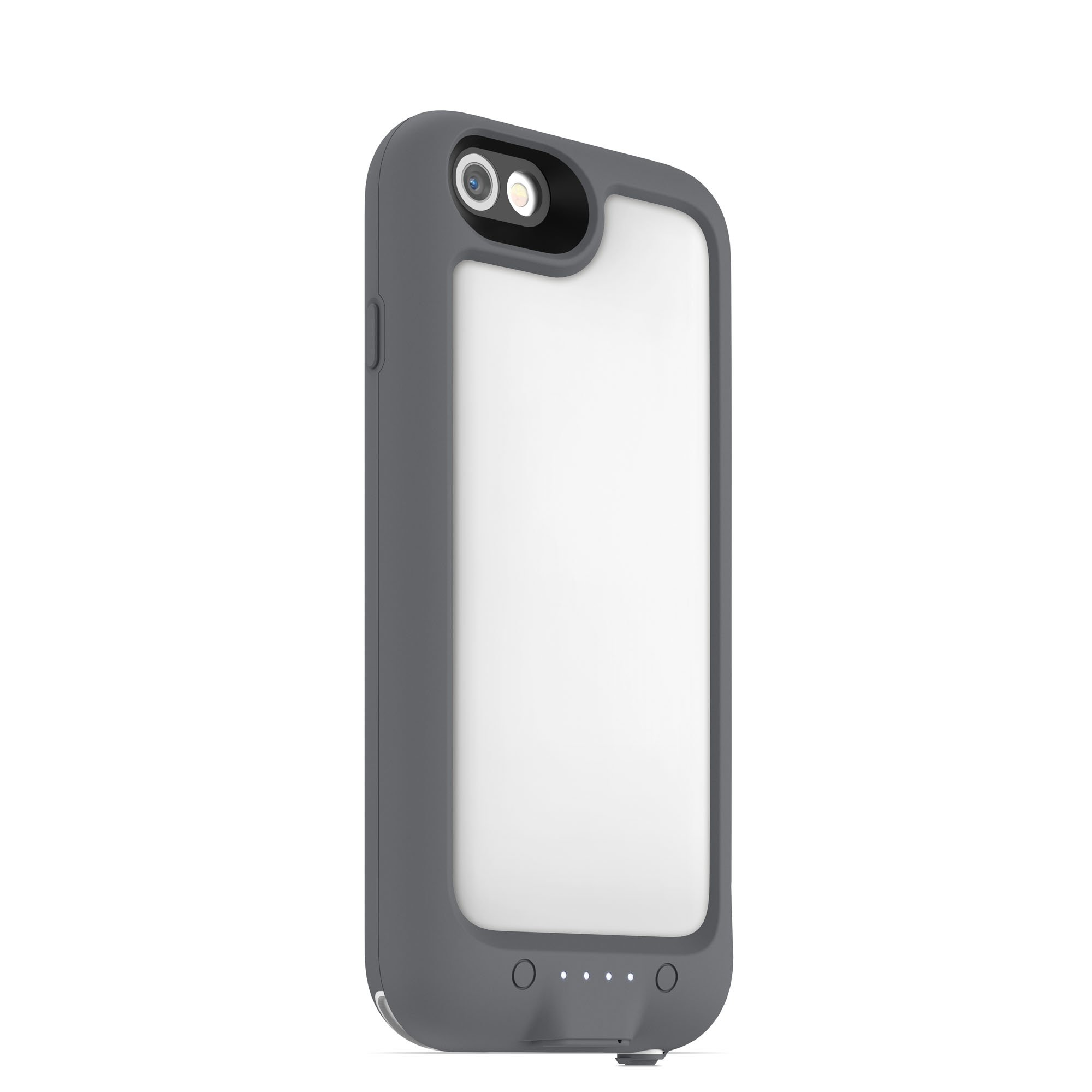 mophie juice pack H2PRO - Waterproof Mobile Protective Battery Pack Case for iPhone 6/6s - White by mophie (Image #3)