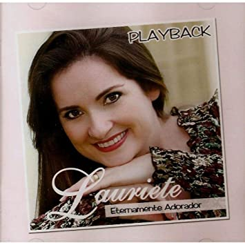 cd lauriete eternamente adorador playback