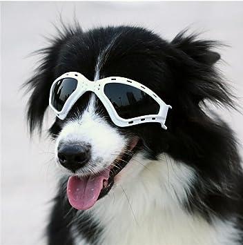 Cutepet Respirable Plegable Gafas De Sol Tipo V Perro ...