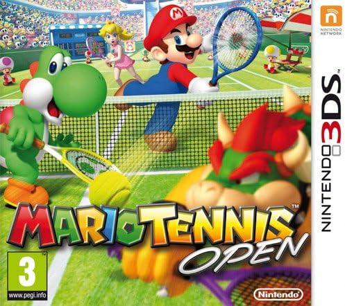 Mario Tennis Open (3ds): Amazon.es: Videojuegos