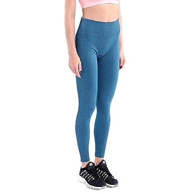 Amazon.com: FLAMINGO_STORE Gym Leggings Yoga Pants High ...