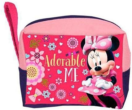 Minnie Mouse Licencia Disney - Neceser, 23 cm, Multicolor: Amazon.es: Equipaje