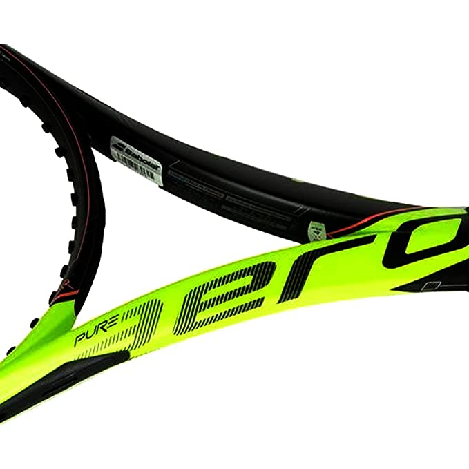 Amazon.com : Babolat Pure Aero Tour Tennis Racquet (4-1/2) : Sports & Outdoors