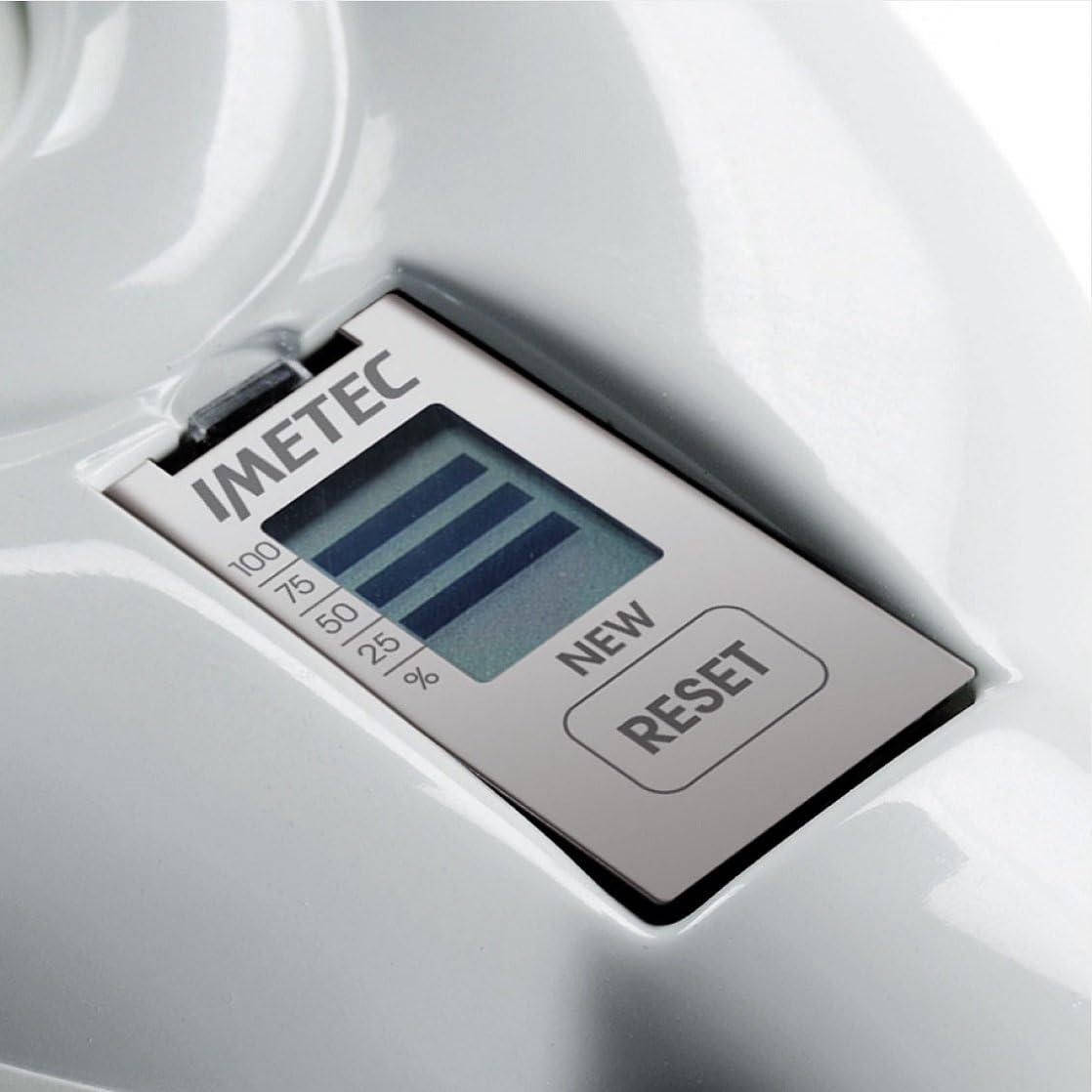 Imetec 7752V Caraffa Filtrante Acqua con 3 Filtri Inclusi