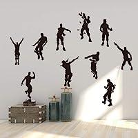 Vercico Character Action - Adhesivo Decorativo para Pared