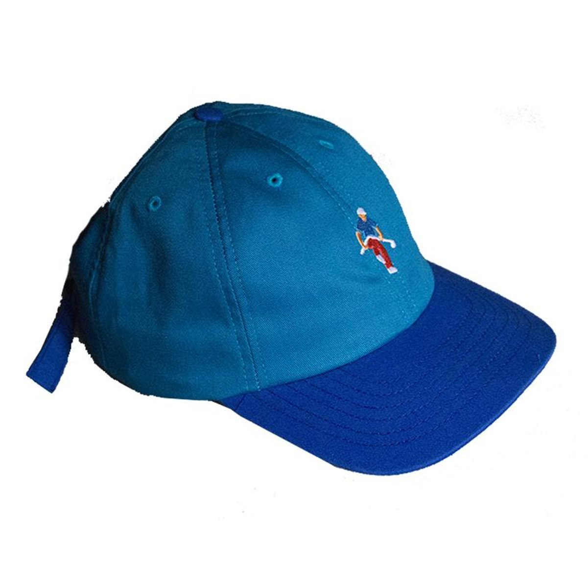 BFresh Gear F Golf - Golf Blues, Retro 90s Style Dad Hat