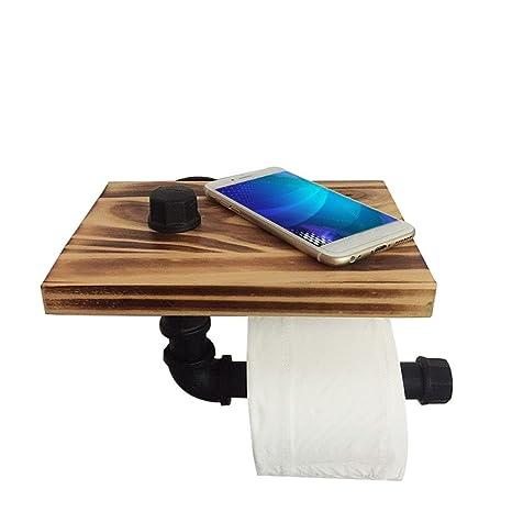 Toilettenpapierhalter Rollenhalter Wc Papierhalter Mit