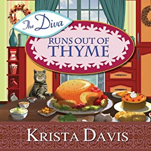 The Diva Runs Out of Thyme Audiobook