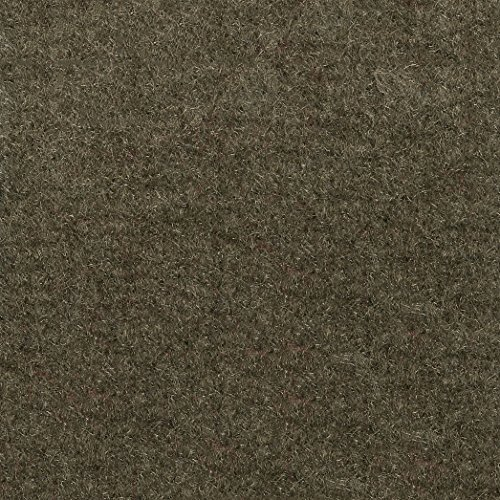 (AbbeyShea 96in Pontoon Marine Outdoor Carpet Flooring True Mica Mist Fabric by The Yard )