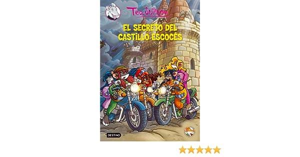 TEA STILTON 9 EL SECRETO DEL CASTILLO ESCOCES: STILTON TEA ...