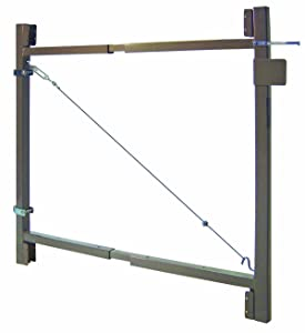 "Adjust-A-Gate Steel Frame Gate Building Kit (36""-60"" wide openings,3' - 4' high fence)"