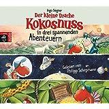 Der kleine Drache Kokosnuss in drei spannenden Abenteuern: Der kleine Drache Kokosnuss und der große Zauberer - Der kleine Drache Kokosnuss im ... Dschungel (Hörspiel Sonderausgaben, Band 2)