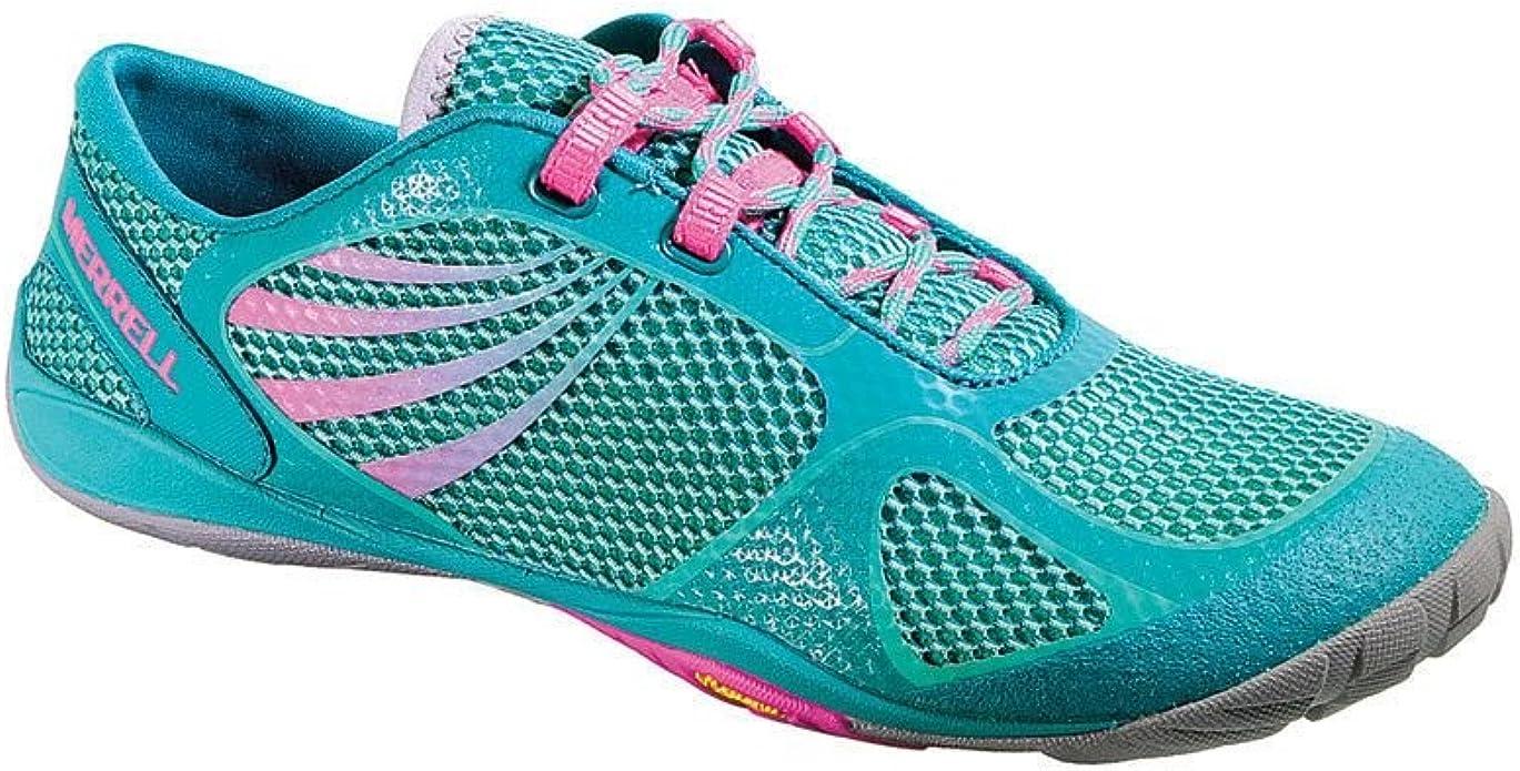 Merrell Pace Glove 2, Zapatillas de Deporte Exterior para Mujer, Rosa (Sarcelle), 42 EU: Amazon.es: Zapatos y complementos