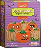 Crafty Cooking Kits Pick-A-Pumpkin Kit, Sugar Cookie, 10.6 Ounce
