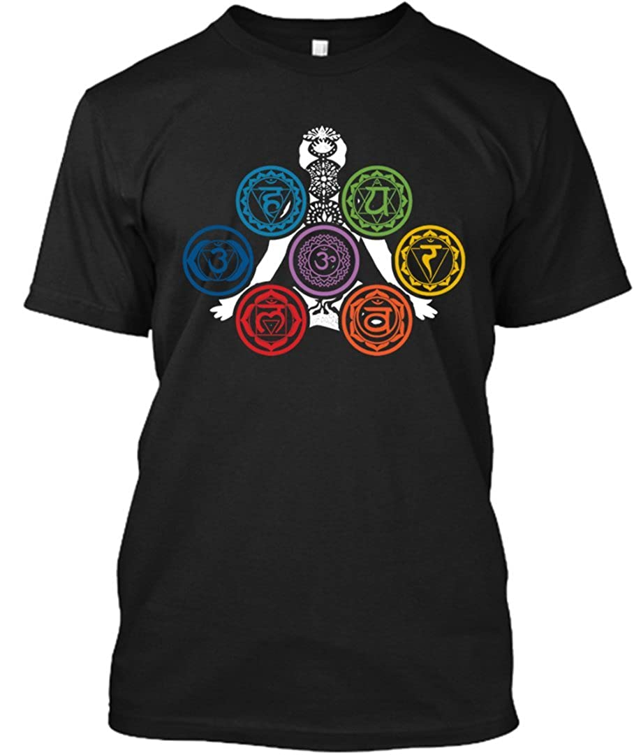Women Chakra Shirt For Men Chakra Tee Shirt