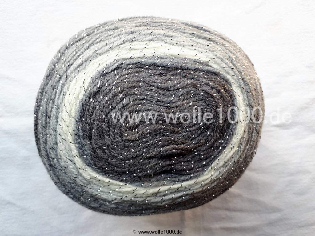 Papatya Cake Yarn Bobbel Batik Türkische Wolle 150g Farbverlaufswolle Verlauf