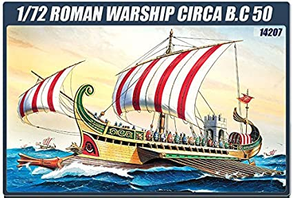 Amazon.com: Academy Ship 1/72 Escala Plastic Modelo Kit ...