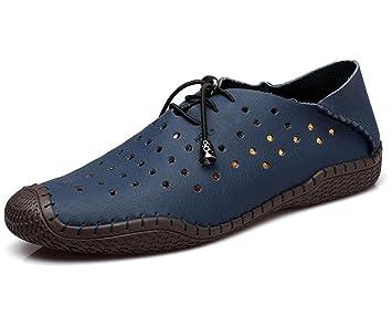 2017 Nuevo estilo Verano sandalias zapatos de playa hombre zapato cómodo Causal Zapatillas, 2: Amazon.es: Deportes y aire libre