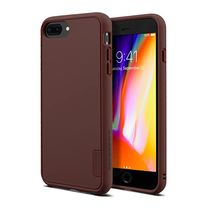 premium selection b3a7c b765a Casetify DTLA Case with Military Grade Drop Protection and Dual-Layered  Shockproof Material Maroon Phone case for iPhone 6Plus/iPhone 6s  Plus/iPhone 7 ...