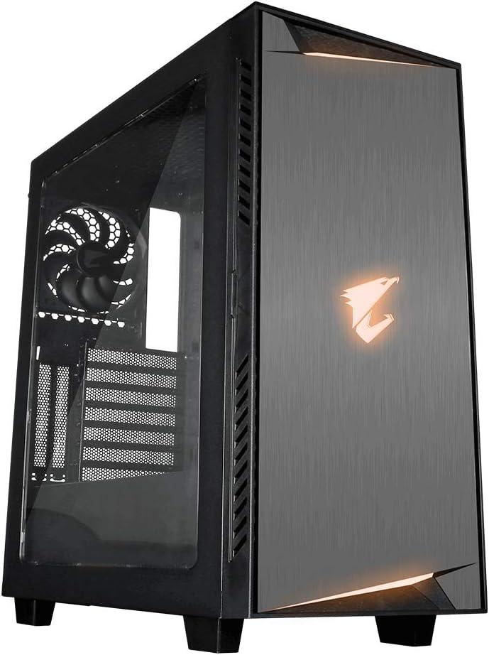 GIGABYTE CAJA ATX SEMITORRE AC300W LITE USB 3.0 MINI-ITX/M-ATX/ATX ...