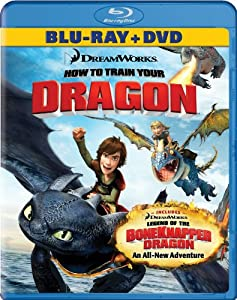 Train Your Dragon Blu