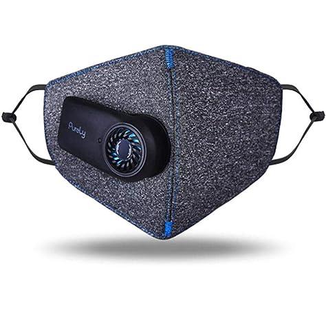 GEQ Electrodoméstico Inteligente Pantalla Facial Anti-Niebla ...