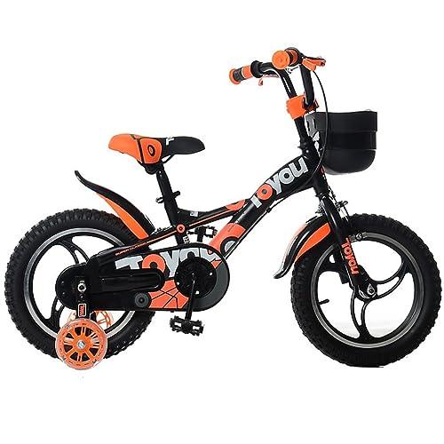 QLL-Des vélos pour enfants Sport en plein air Bicyclettes d'enfants approprié 2-3-6-8 Garçons et filles Jouet d'enfant Plein air vélo de montagne guidon et selle peut hauteur réglable avec d