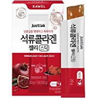 Rawel Korea Beauty Anti-ageing Whitening Pomegranate Collagen Jelly Stick (10g*30pack)