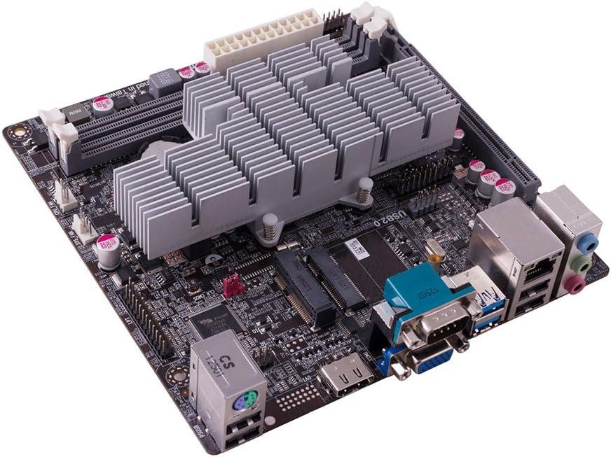 ECS Elitegroup ECS AMD E1-2100 Dual Core Processor Mini ITX DDR3 1333 Motherboard KBN-I/2100 (1.1)