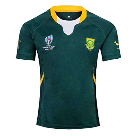 TOBOOY Team South Africa,Springboks,Rugby Jersey,World Cup