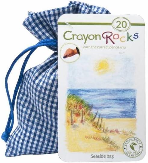 Juego L/ápiz Rocks CRK-A20 Multicolor