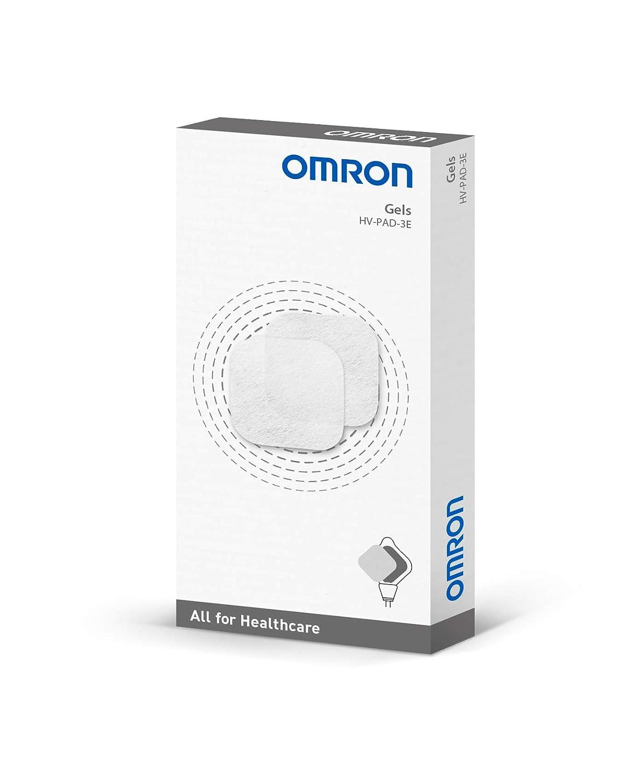 Omron HV de Pad de 3E Omron almohadillas de gel para heattens térmica y TENS: Amazon.es: Salud y cuidado personal