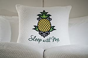 Staypineapple Double Duvet European Style Bedding Naked Experience Bedding-Only Set (Sheet Size - King)