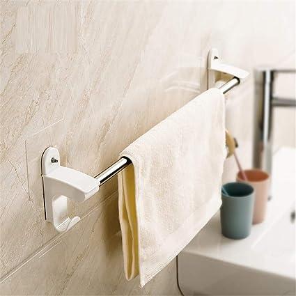 Hongrun Toalleros repisa Ventosa Taza de baño de Acero ...