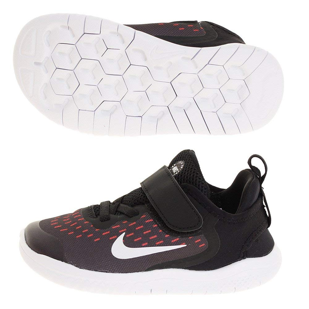 entire collection better good looking Nike Free RN 2018 (TDV) Girl's Toddlers (Baby / Infant) Running Shoes  AH3456-001 (6C)