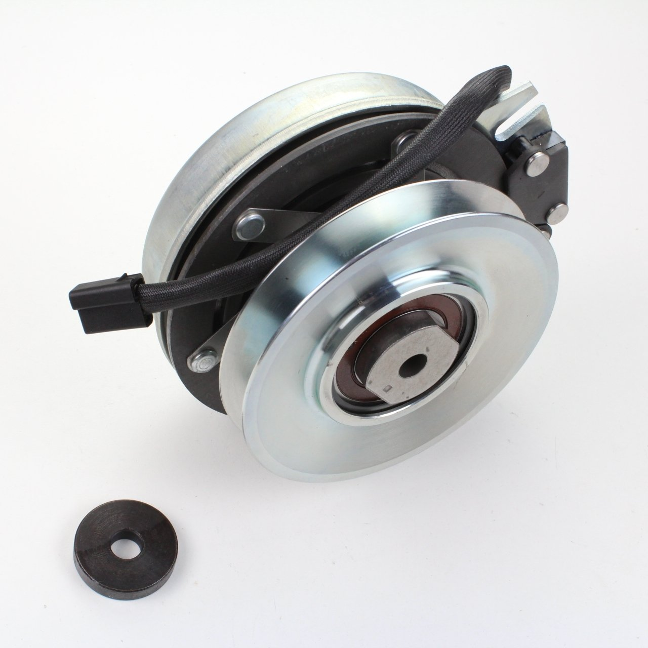 Amazon.com : NICHE Electric PTO Clutch for Warner John Deere ...