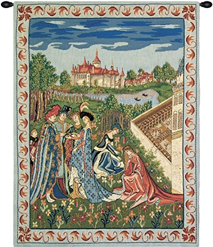 Used, Duke De Berry Belgian Tapestry for sale  Delivered anywhere in USA