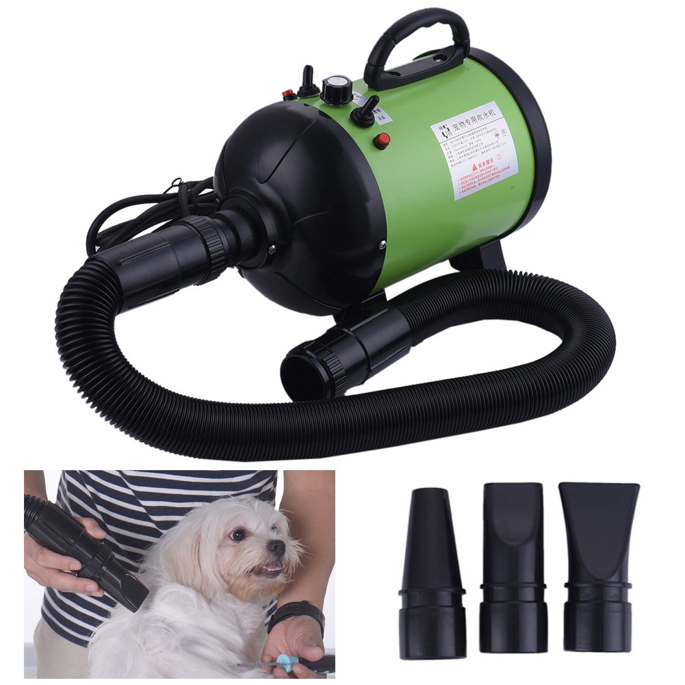 Oshide sd-1680 2800 W portátil perro gato mascota secador de pelo ...
