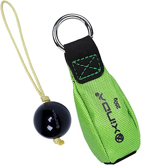 Rock Tree Climbing Retriever Ball Rope Guide for Ring Style Friction Saver
