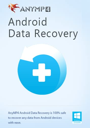 Amazon.com: AnyMP4 Android Data Recovery - Recover Deleted Android ...