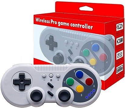 JFUNE Pro Controlador Mando Inalámbrico para Nintendo Switch ...