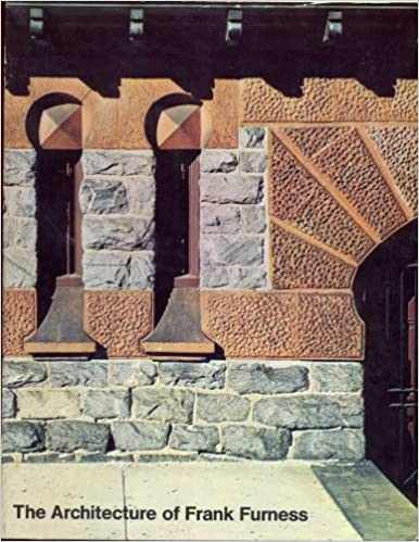 Book The Architecture of Frank Furness