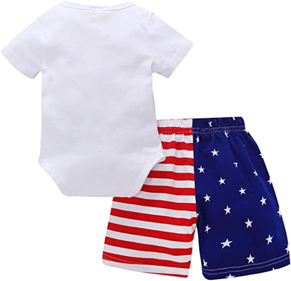 3 pieces total Collectible Body Suit Carter/'s My First Fourth Of July