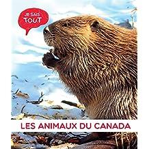 Les animaux du Canada