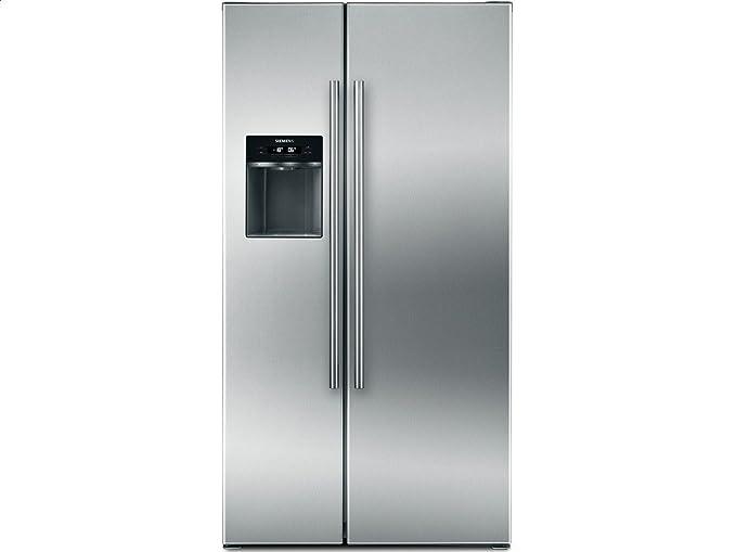 Siemens Ka62dv71 Frost Free Side By Side Refrigerator 655 Ltrs