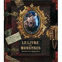 LIVRE DES MONSTRES (LE) : CHRONIQUES MONDE NOIR