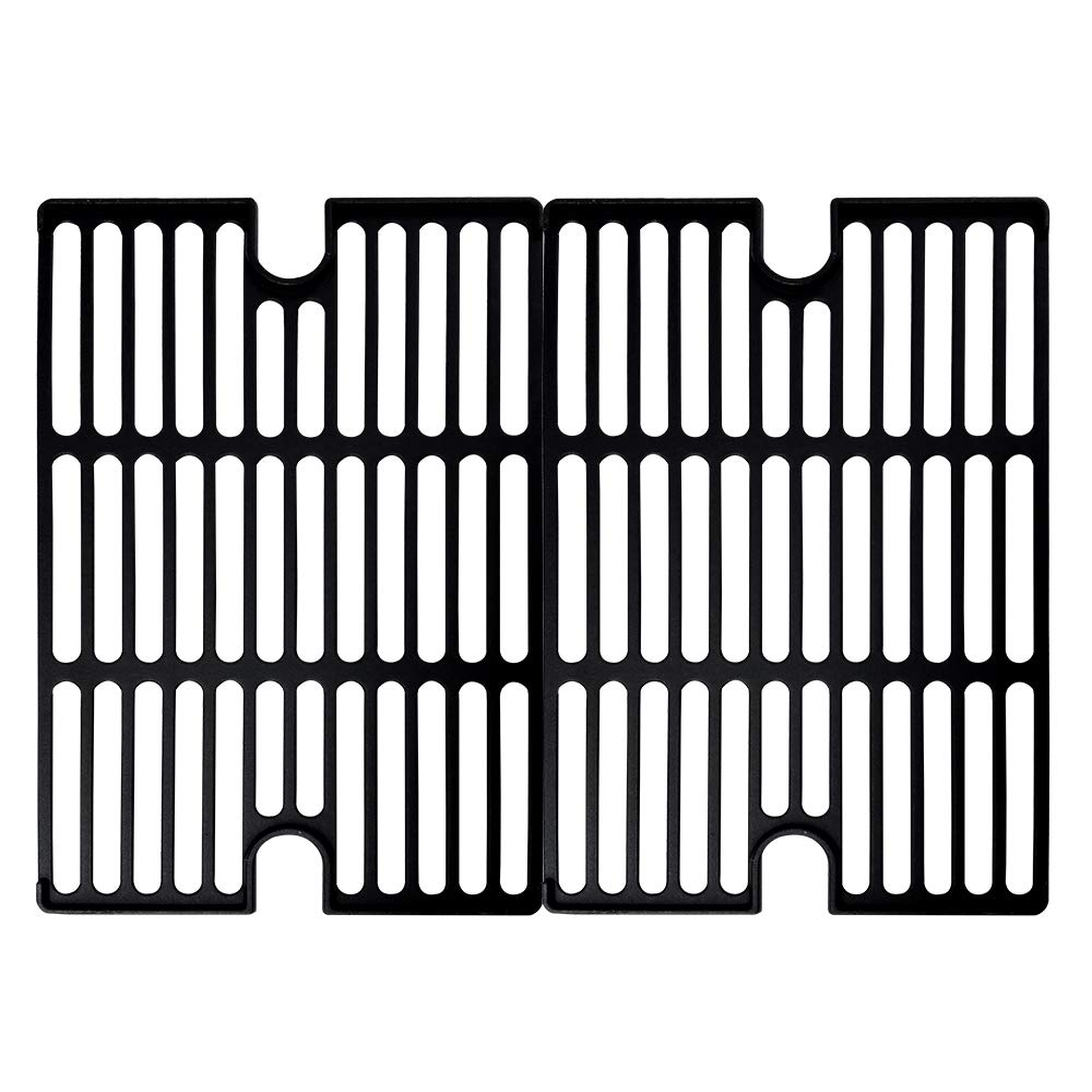 "Grill Valueparts Grates for Smoke Hollow 7000CGS, Kenmore 141.152270, 141.173372, 141.155400, 141.16681, 141.16691, 141.155401,Outdoor Gourmet DLX2012, DLX2013, DLX2014-16 1/2 X 21 3/8"" Matte Enamel"