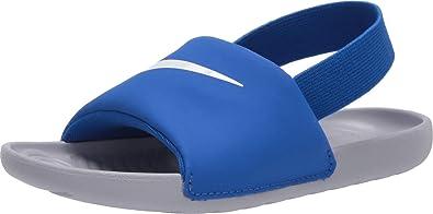 Nike Kawa Slide TD Kids Hyper Cobalt